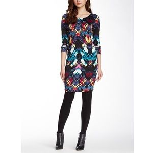 Romeo & Juliet Couture Multicolor Dress